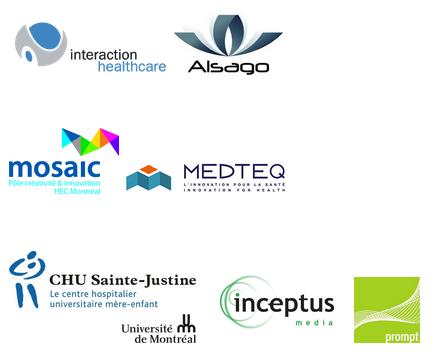 Partenaires Interaction Healthcare