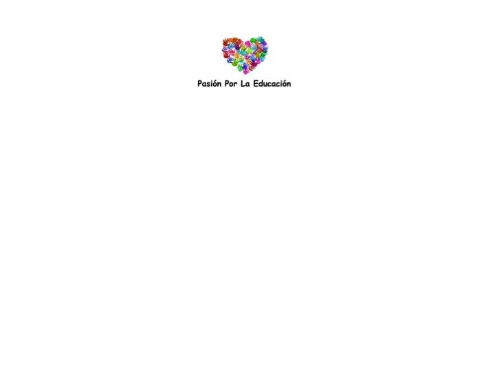 Logo of Pasión Por La Educación