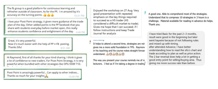 What others said about the workshop