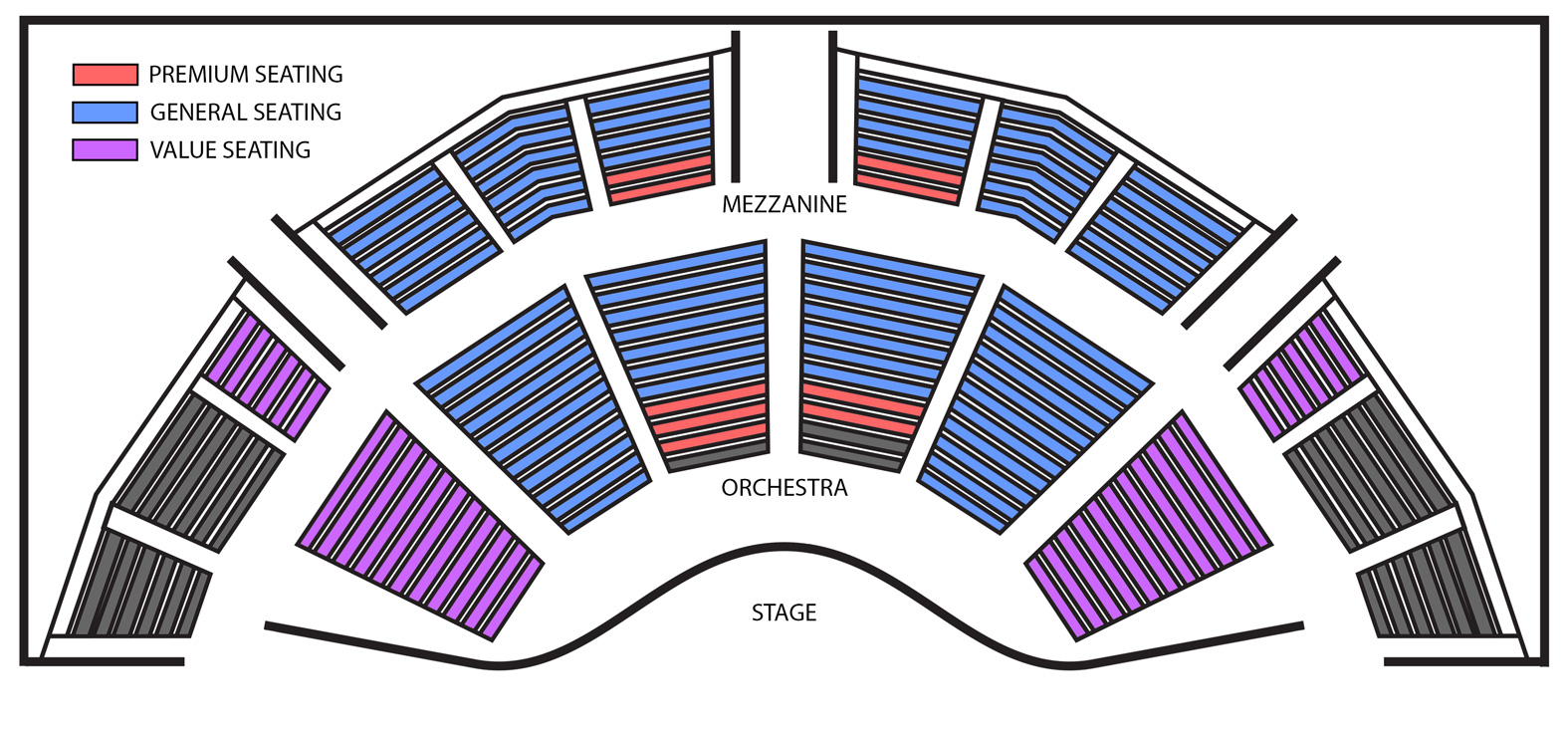 For What Purpose Seating Chart
