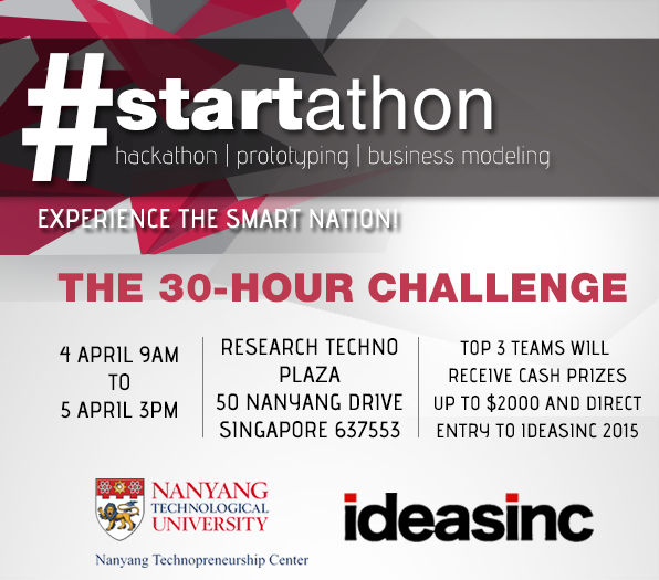 #startathon [March 2015]