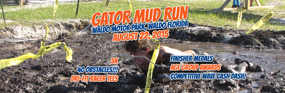 Gator Mud Run