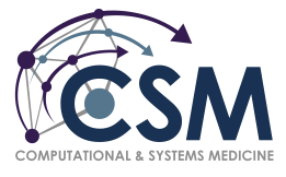 Division of Computational and Systems Medicine logo