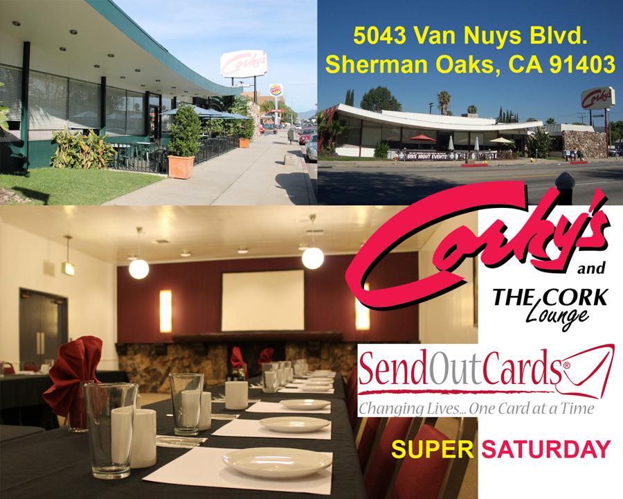 SOC Super Saturday at Corkys