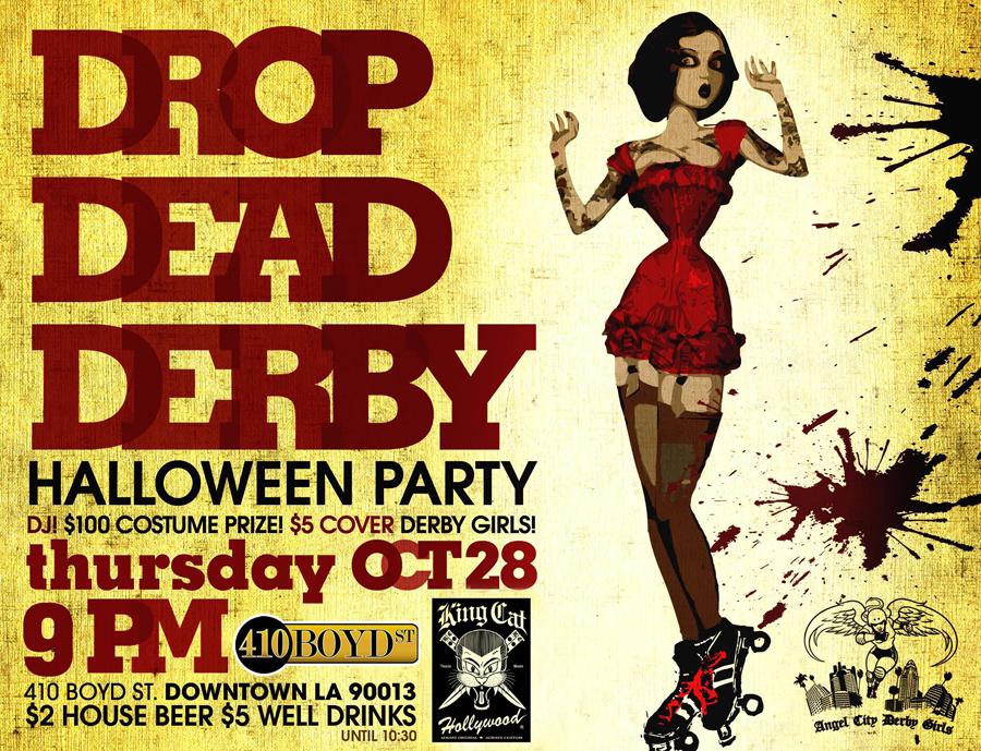 drop dead derby