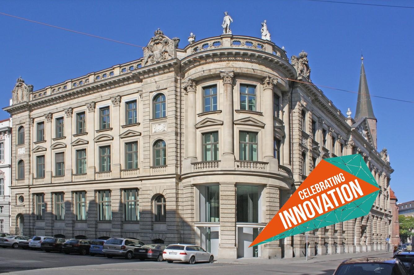 Außenansicht Alte Bayerische Staatsbank