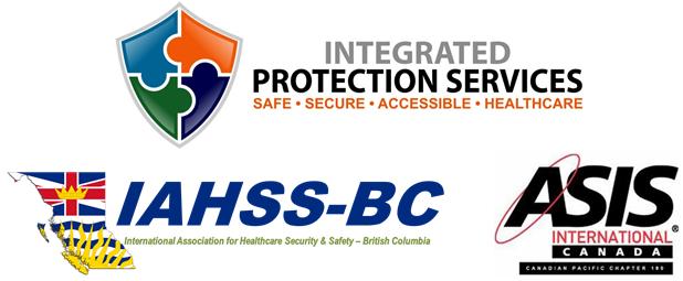 IPS, IAHSS-BC, ASIS logos