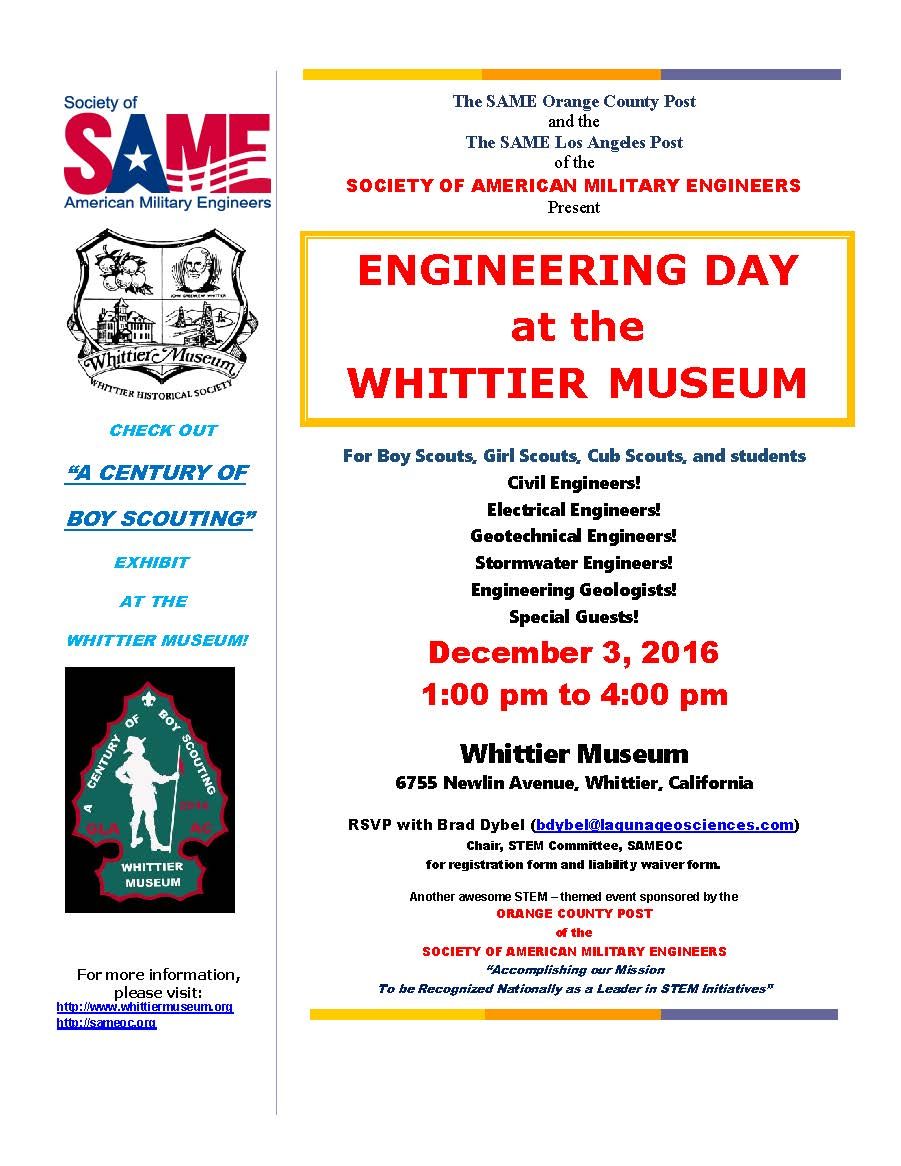 Engineering Day Flyer