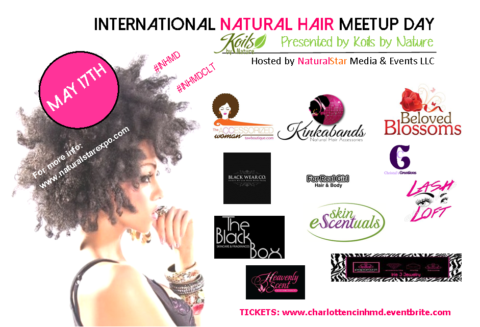Natural Hair Expo Charlotte Nc