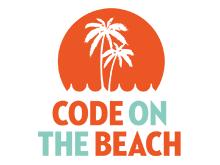 Sponsor Code on the Beach Logo