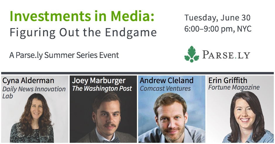 Investments in Media Panel