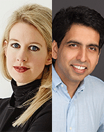 Elizabeth Holmes, CEO of Theranos, in Conversation with Sal Khan