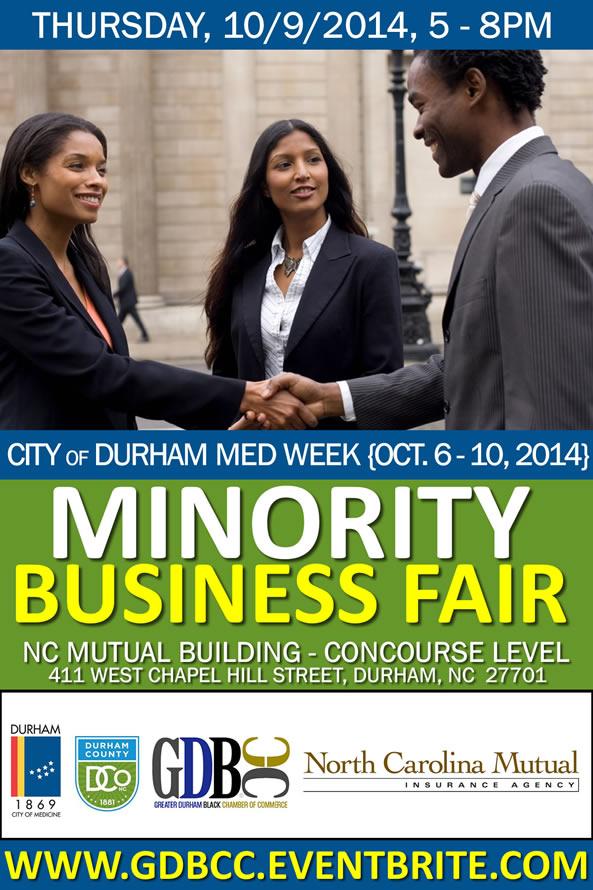 2014 MED Week Minority Business Fair