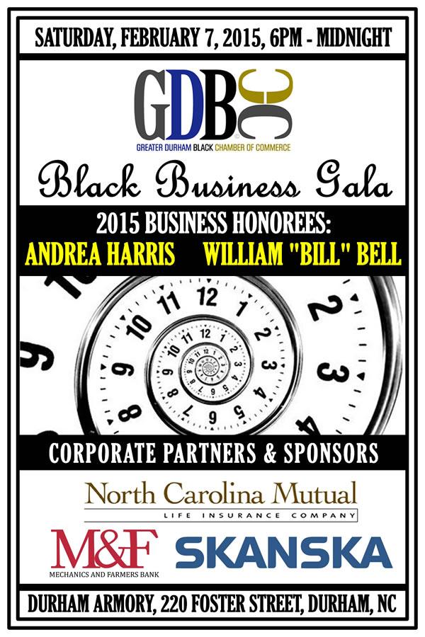 The Inaugural Black Business Gala