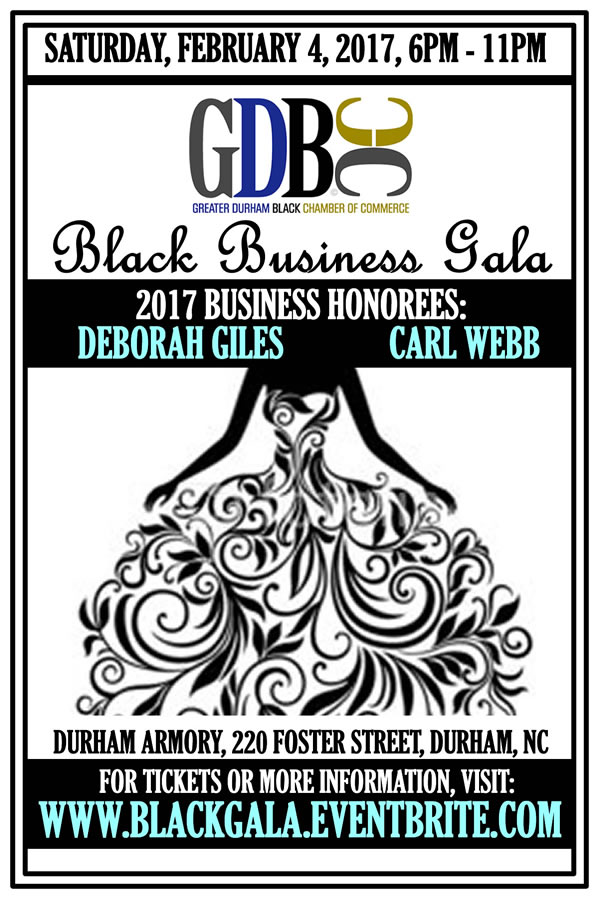 The Black Business Gala | 2/4/2017
