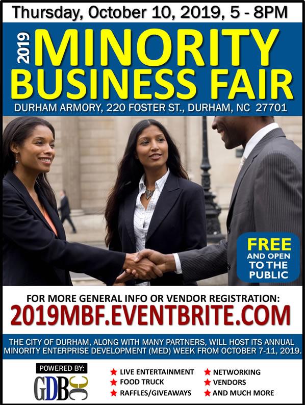 2019 Minority Business Fair