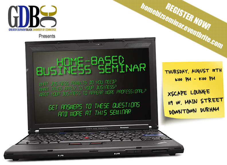 Home-Based Business Seminar