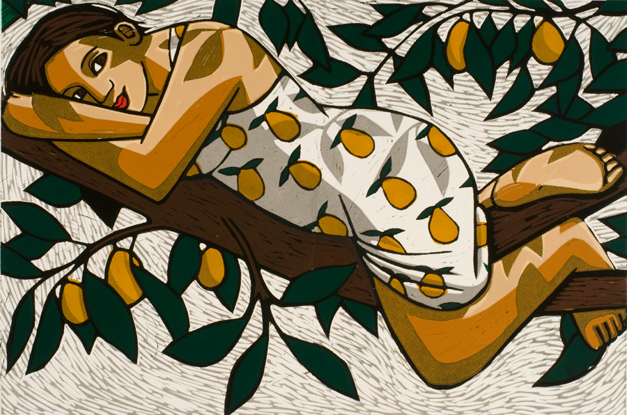 Anita Klein Goddess of the Pear Tree