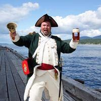 Anacortes Oktoberfest Bier on the Pier
