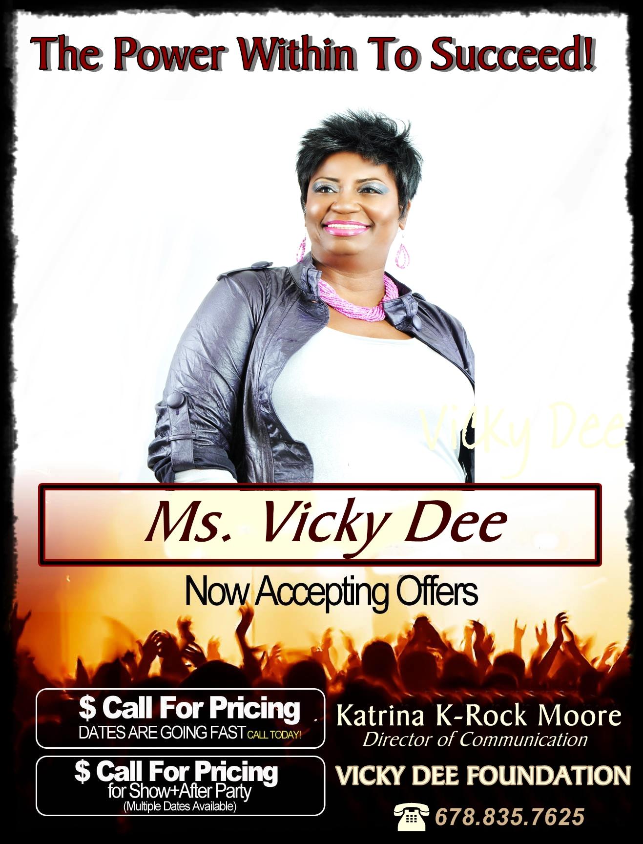 Vicky Dee