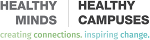 Healthy Minds | Healthy Campuses Logo