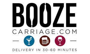 Booze Carriage logo