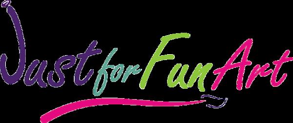 Just For Fun Art logo