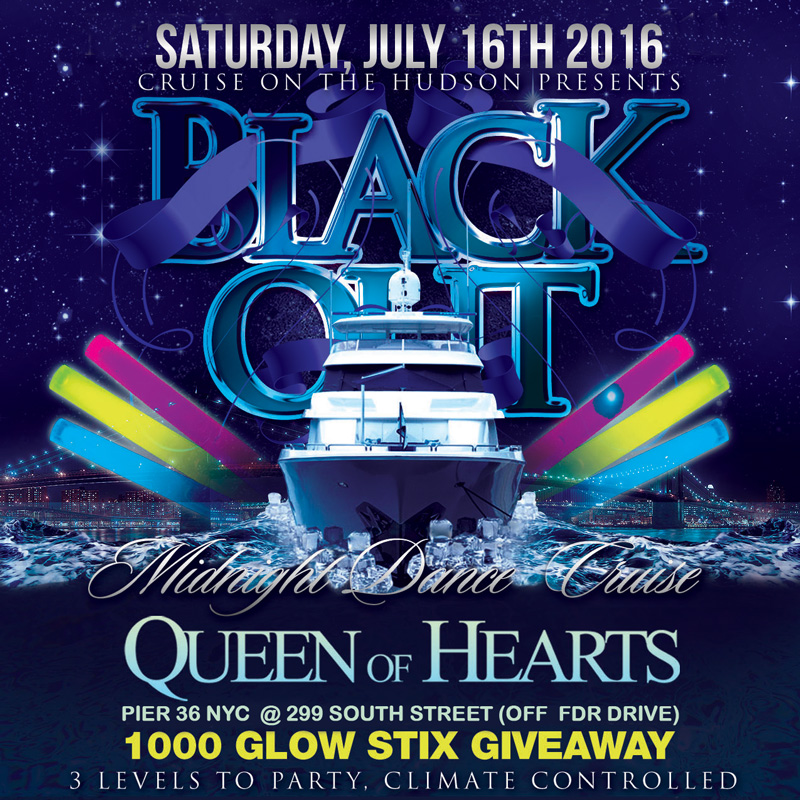 Midnight Waters Dance Cruise NYC Boat Party