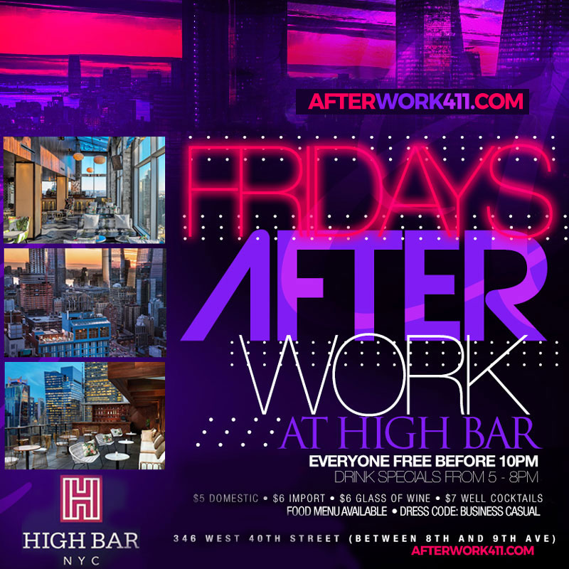 After Work Event
