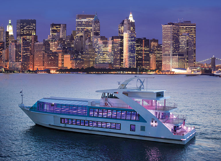 Hornblower Hybrid Yacht NYC - Hybrid Yacht Cruise New York