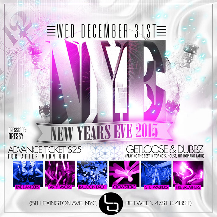 LQ NYC New Years Eve New York