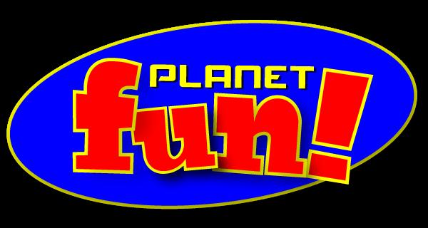 Planet Fun Logo