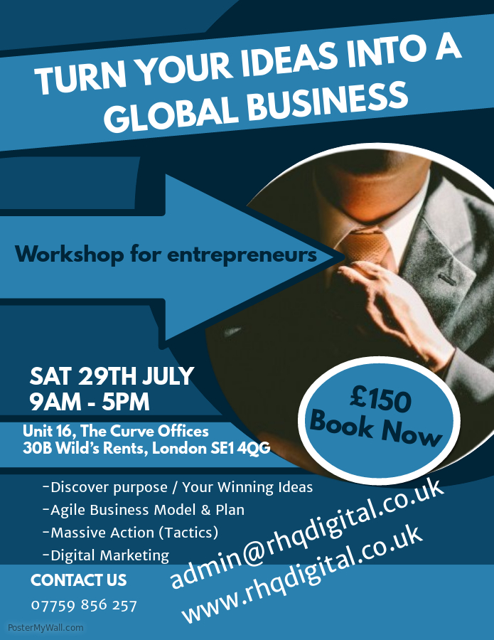 Entrepreneur and Leadership workshop