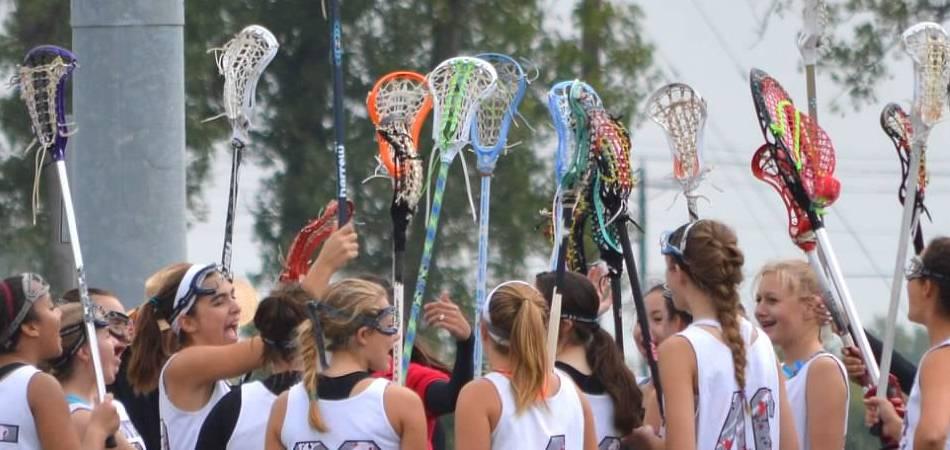 2014 Bowie Women's Lacrosse Varsity Team