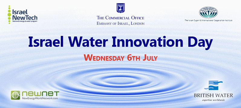 Israel Water Innovation Day
