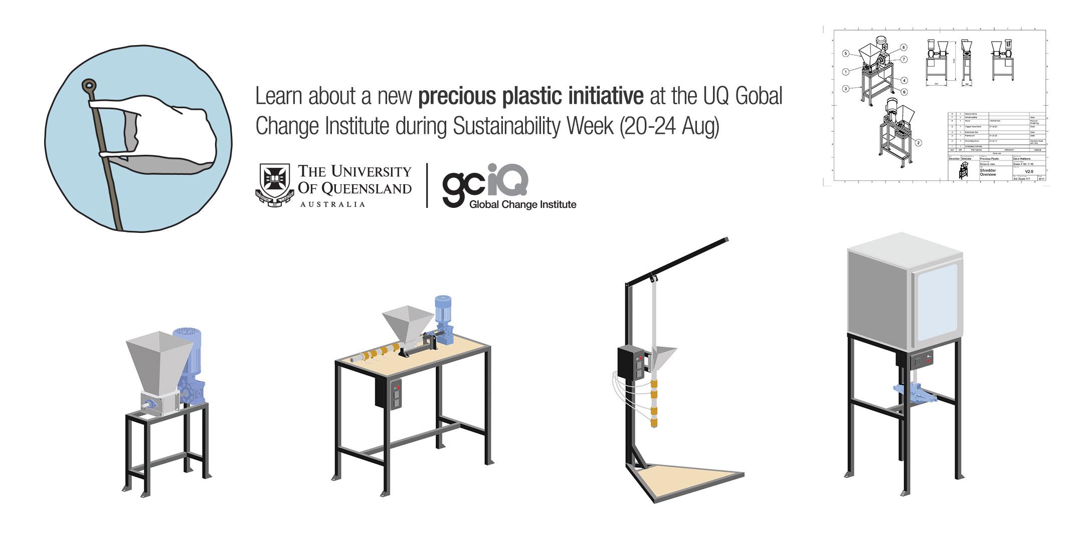 Precious Plastic technology