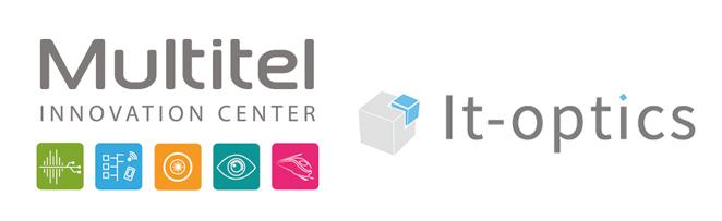 logos Multitel & IT-Optics