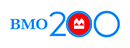 BMO 200 logo