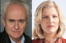 Nick Davies and Gillian Findlay