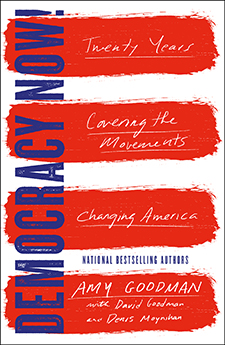 Democracy Now! book cover