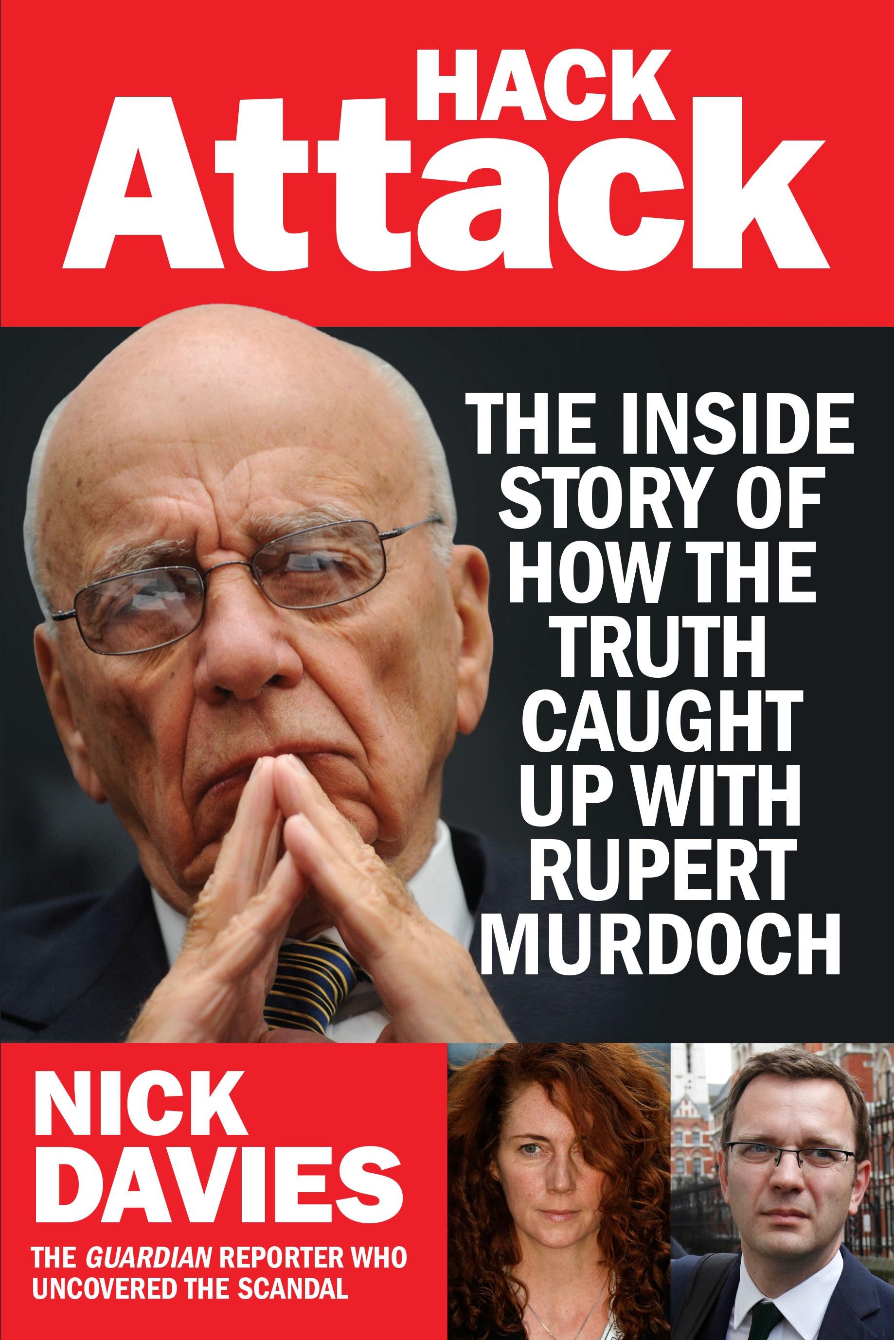 Hack Attack book cover