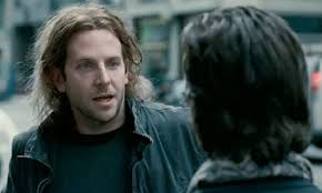 Bradley Cooper before the limitless pill . . .