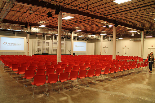 Rackspace Event Center