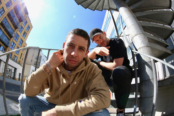 Example and DJ Wire