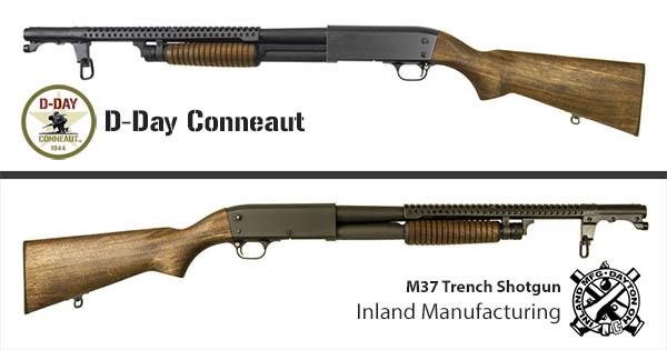 M37 Trench Shotgun