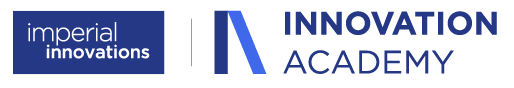 Logo for Imperial Innovations and Innovation Academy