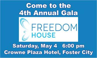 The 4th Annual Freedom House Gala