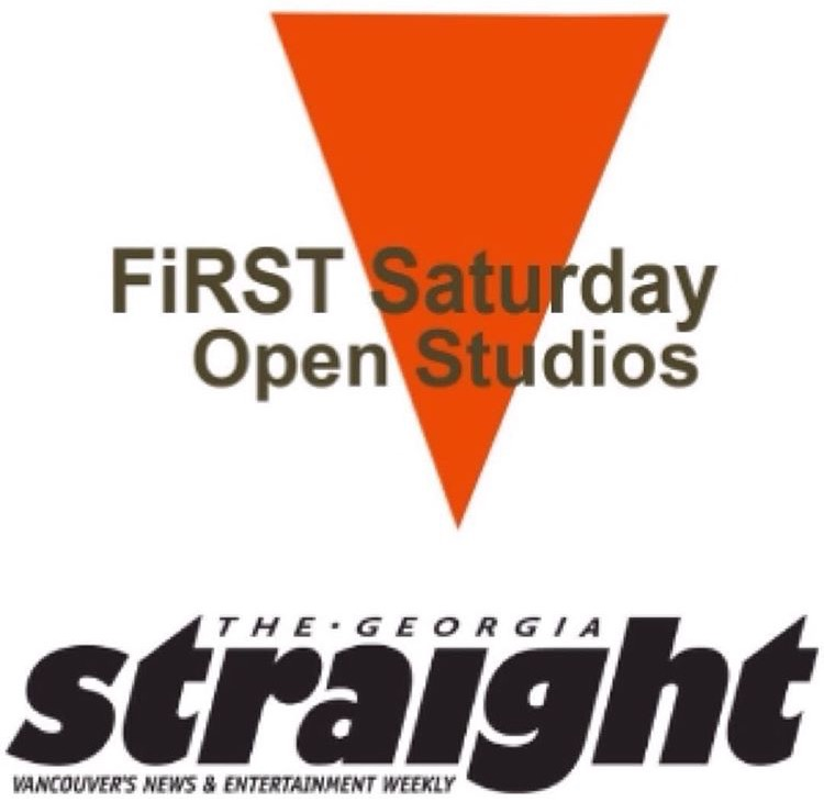 First Saturday Open Studios at 100 Braid St Studios