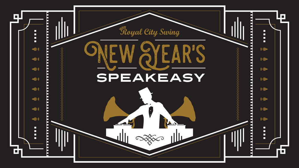 Royal City Swing SpeakEasy Dance Party