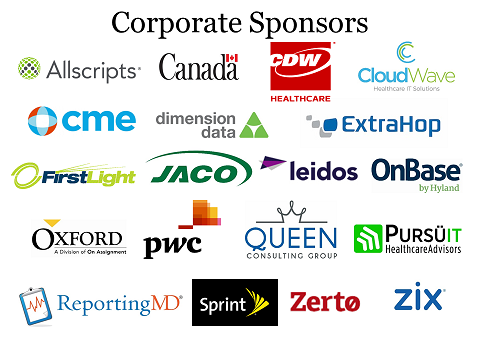 New England HIMSS Corporate Sponsors